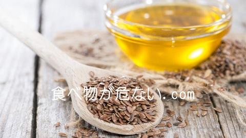 体に良い亜麻仁油も酸化すると体に有害!オメガ3を効果的に摂取するには?