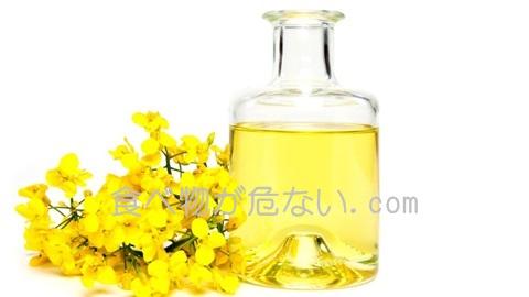 食べ物が危ないサイトの特売の菜種油は買ってはいけない!菜種油が危険な理由とは?の菜種油画像。