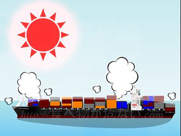 また、食品の多くは船で輸送されるため、赤道付近の通過などによる温度変化を受けて、食品が腐敗したりカビが生える恐れもあります。