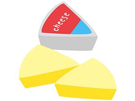 チーズにも乳酸菌が含まれているため、日を追うごとに熟成されます。
