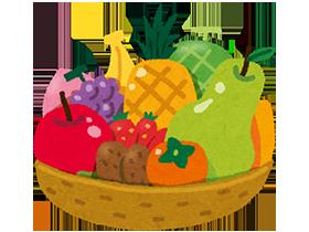 りんごから発生するエチレンガスは、他の野菜を傷めます。