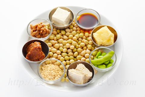 大豆を原料とする豆腐や納豆、味噌、醤油などは、日本人に馴染みの深いものばかり。