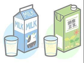 牛乳と豆乳、どっちが体にいい?
