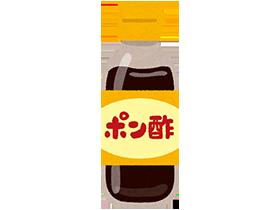 それは、だし醤油やポン酢、麺つゆなど、醤油を原料とする調味料です。