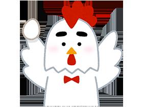 鶏はメスだけでも卵を産む