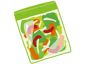 カット野菜が変色しないのは消毒されているから?