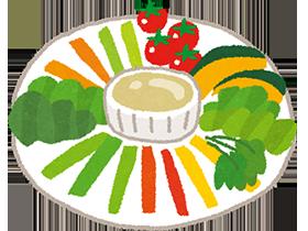 ほとんどの野菜はしっかり火を通し、柔らかい状態であれば食べることができます。ただし油分の多いアボカド、食物繊維が豊富で噛み切りにくい海藻やきのこは注意が必要。
