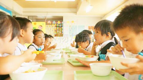 給食に使用される食材の産地は?国産と外国産の割合・安全性に対する取組みは?